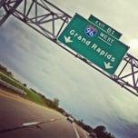 Photo taken at I-96 & I-69 by Jennifer B. on 10/6/2012