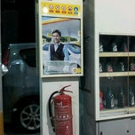Photo taken at Shell by amyFiqLya on 10/15/2012