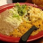 Photo taken at Monterrey Mexican Restaurant by Otis K. on 11/25/2012