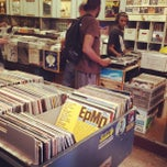 Photo taken at A-1 Records by Willie A. on 8/31/2013