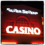 Photo taken at Silver Sevens Hotel & Casino by Brian T. @ Marquee L. on 6/19/2013