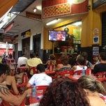 Photo taken at Bar Gente Nossa by Yuri M. on 4/13/2014