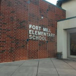 Photo taken at Fort Mill Elementary by Jeff D. on 2/20/2013