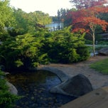 Photo taken at Shinzen Japanese Garden by Alex B. on 5/26/2013