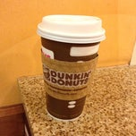 Photo taken at Dunkin Donuts by Donut D. on 9/8/2013