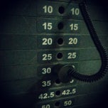 Photo taken at Giscombe's Gym by StunnerJ on 12/5/2013