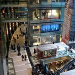 Photo taken at The Shops at Columbus Circle by Blaine D. on 10/15/2012