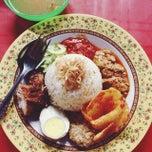 Photo taken at Jalan Iskandar Muda by Kuliner M. on 2/26/2014