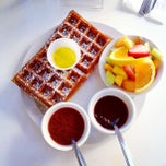 Photo taken at More Than Waffles by Cakes on 10/26/2012
