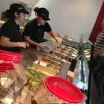 Photo taken at Chipotle Mexican Grill by Bradley N. on 1/5/2013