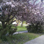 Photo taken at Leavenworth Park by Jerry E. on 5/7/2013