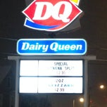 Photo taken at Dairy Queen by Monica W. on 2/20/2014