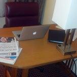 Photo taken at Radisson Hotel Cleveland - Gateway by Brian Anthony H. on 2/15/2013
