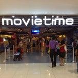 Photo taken at SM Cinemas Megamall by Niknok A. on 9/20/2012