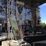 Photo taken at Baton Rouge Blues Festival by Brandi S. on 4/13/2013