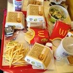 Photo taken at McDonald's by Osman B. on 7/2/2013