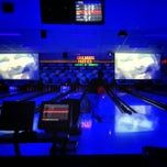 Photo taken at ABC North Lanes by Curt K. on 5/3/2014
