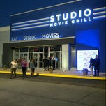 Photo taken at Studio Movie Grill by The B. on 11/28/2012