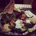 Photo taken at Café Mezo by Maria P. on 8/29/2014