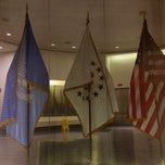 Photo taken at United States Mission to the United Nations by Daniel L. on 12/11/2013