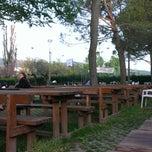 Photo taken at Circolo Primo Maggio by Francesco D. on 4/25/2013