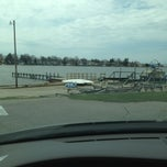 Photo taken at Spring Lake Yacht Club by Dave S. on 4/21/2013