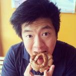 Photo taken at Gladstone Donuts by Jeffrey L. on 6/10/2013