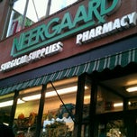 Photo taken at Neergaard Pharmacy by Jonathan J. on 10/21/2012