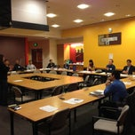Photo taken at ToastMasters International @ Plug and Play by Csaba C. on 1/9/2013