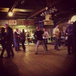Photo taken at Gruene Hall by Jacquie R. on 1/12/2013