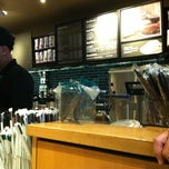 Photo taken at Starbucks by Edgard M. on 4/11/2013