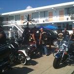 Photo taken at Daytona Motor Inn Wildwood by Jack S. on 9/6/2014