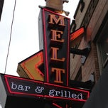 Photo taken at Melt Bar & Grilled by Kyle S. on 10/14/2012