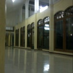 Photo taken at Masjid Al-Maghfirah by Rahmidian S. on 11/29/2012