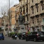 Photo taken at Statua Di Garibaldi by Dima E. on 3/26/2013