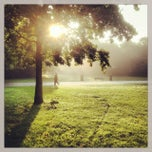 Photo taken at Oosterpark by Ria B. on 10/16/2013