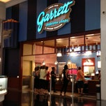 Photo taken at Garrett Popcorn Shop Las Vegas by Chris T. on 3/17/2013