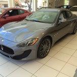 Photo taken at Maserati of San Diego by Sauce H. on 6/13/2014