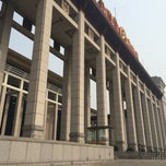 Photo taken at 中国国家博物馆 National Museum of China by Shawn V. on 4/24/2014
