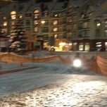 Photo taken at Marriott Mont Tremblant by Pamela M. on 1/5/2013