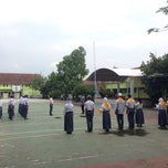 Photo taken at SMA Negeri 1 Margahayu by Arif S. on 4/17/2015