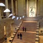 Photo taken at Philadelphia Museum of Art by Jason M. on 1/19/2013