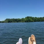 Photo taken at Pauly Boat by Andrew P. on 5/26/2013