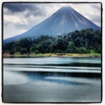 Photo taken at Volcán Arenal by Nelson H. on 5/5/2013