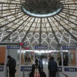 Photo taken at 上海南站 | Shanghai South Railway Station by Ivan A. on 2/19/2013