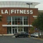 Photo taken at LA Fitness by Ken S. on 10/3/2012