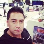 Photo taken at Telmex Camarones by Iyad H. on 6/14/2013