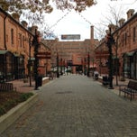 Photo taken at Brightleaf Square by Daniel L. on 11/20/2013