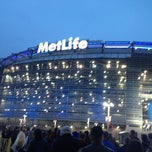 Photo taken at MetLife Stadium by iLASH M. on 12/11/2012
