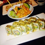 Photo taken at Sushi Roll by h®tz d. on 11/13/2013